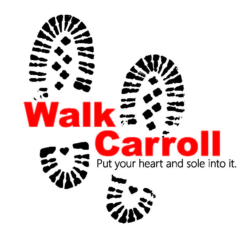 Walk Carroll Aug 2015