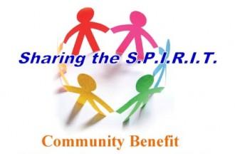 Sharing the Spirit - Community Benefit & Health Improvement Plan