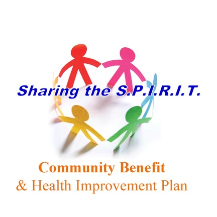 Sharing the Spirit - Community Benefit & Health Improvement Plan