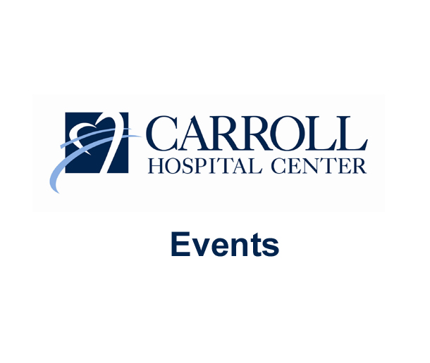 Carroll Hospital Center events