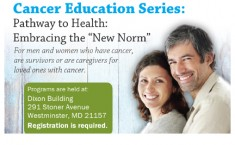 Cancer Education Series - Feb. 26 & Apr. 23