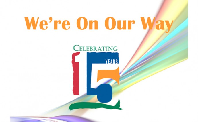 2014 WE'RE ON OUR WAY celebrates progress and partnerships