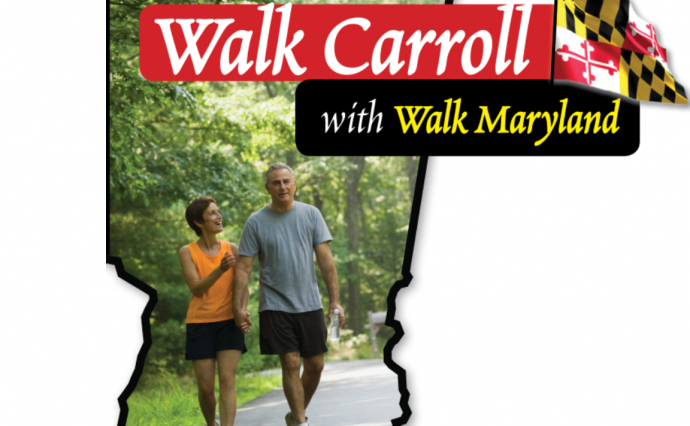 Free WALK CARROLL events - Sept. 21 - Oct. 5 - Oct. 25