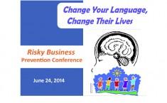 Risky Business Conference presentations