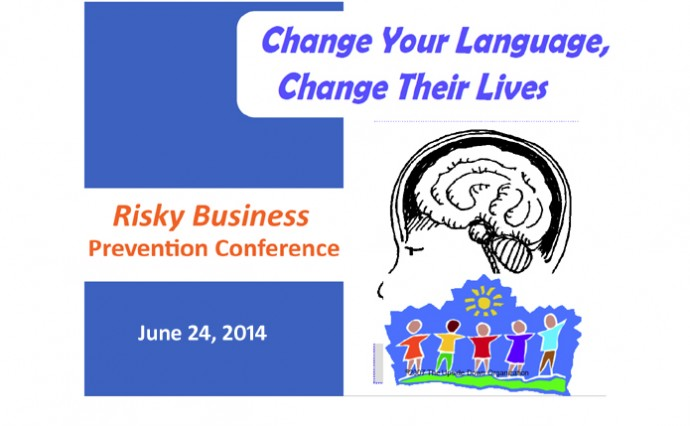 Risky Business Conference presentations