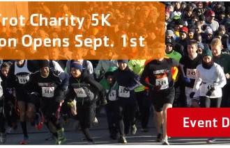 Y Turkey Trot Charity 5K - November 27