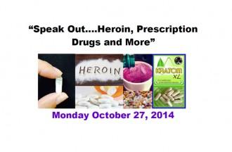 Substance Abuse Awareness Program - Oct. 27