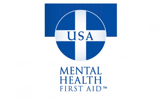 Mental Health First Aid Training -  2015