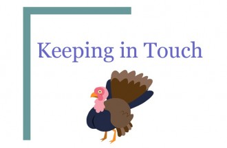 Keeping in Touch - Nov. 2014