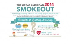Great American Smokeout - Nov. 20