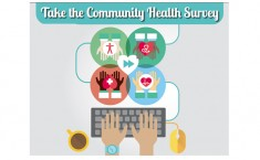 Take the COMMUNITY HEALTH SURVEY - Feb.-Mar. 2015