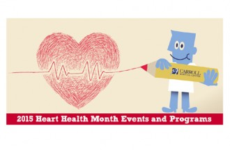Heart Health events - Feb.-Apr. 2015