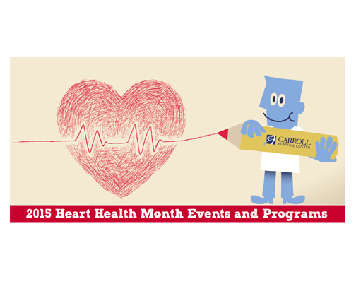 Heart Month - Feb. 2015