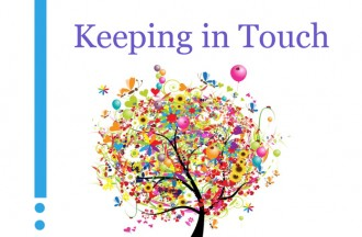 Keeping in Touch - April 2015