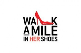Walk a Mile in Her Shoes - Apr. 11