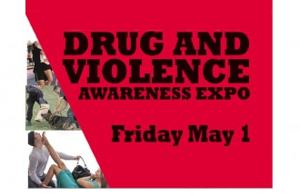 Drug and Violence Awareness Expo - May 1