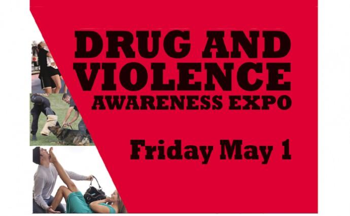 Drug and Violence Awareness Expo - May 1
