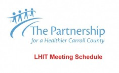 Local Health Improvement Team (LHIT) Meeting Schedule
