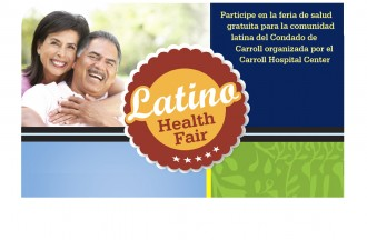 Latino Health Fair - May 31