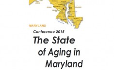 The State of Aging in Maryland - Aug. 5