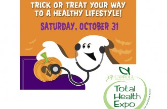 Total Health Expo - Oct. 31