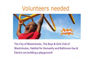 Playground Project Kick-Off - Aug. 11