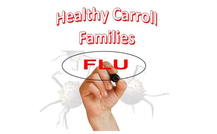 Healthy Carroll Families - Fall 2015