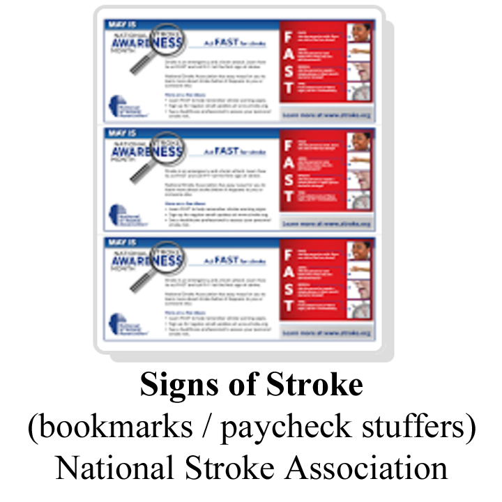 Signs-of-Stroke-bookmarks