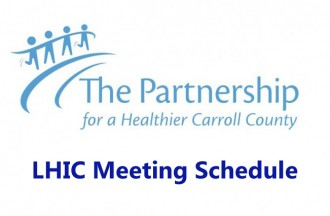 Local Health Improvement Coalition meeting schedule