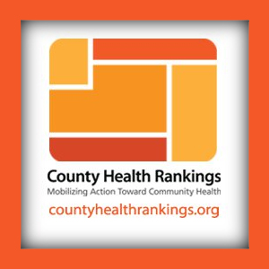 Carroll is ranked #3 in Maryland for health