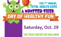 TOTAL HEALTH EXPO - Oct. 29
