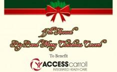 Access Carroll Benefit Concert - Dec. 3