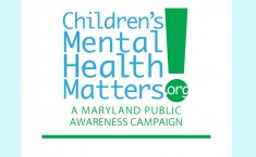 Childrens Mental Health Awareness Week - May 1-7