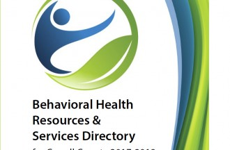 NEW Behavioral Health Resources & Services Directory