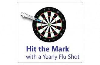 It's not too late for a flu shot!