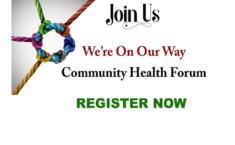 Annual Community Health Forum - May 7