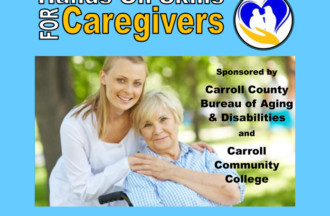Skills for Caregivers sessions: April, May, & June